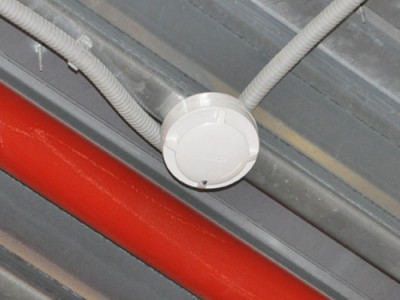 Heat sensors