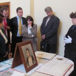 OSG and State Archive agreement for cooperation