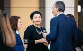 Astana launches VIP reception